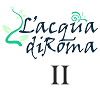 Logotipo do Lacqua diRoma II
