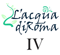 Logotipo do Lacqua diRoma IV