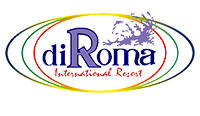Logotipo do diRoma Resort