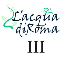 Logotipo do Lacqua diRoma III